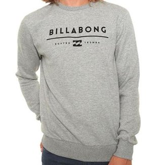 Moletom Billabong Originals Basic Masculino
