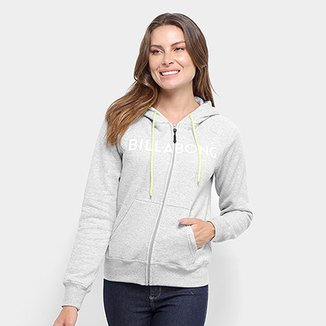 Moletom Billabong Cali Fit Feminino