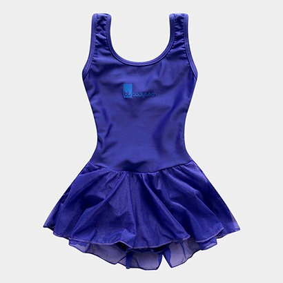 Body Saia Bt Outfit Infantil Bodytech