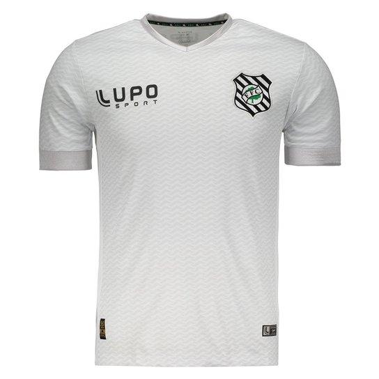 bc3c03473b Camisa Lupo Figueirense II 2016 N° 10 Masculina - Cinza