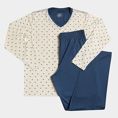 Pijama Lupo Longo Guarda-Chuva Masculino
