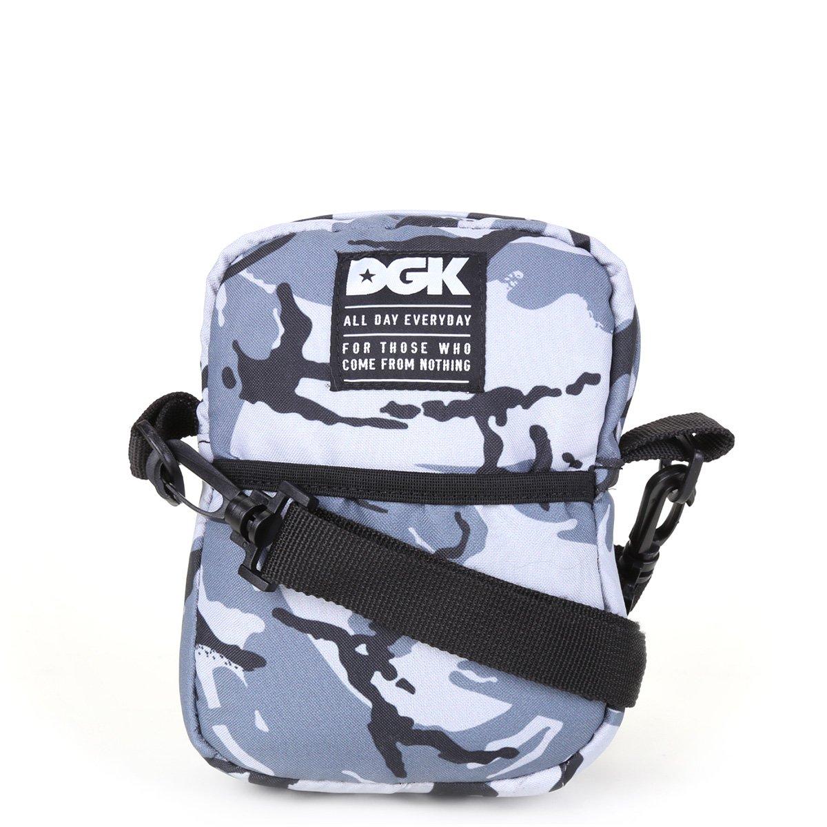 Shoulder Bag DGK Disrupt Camuflada
