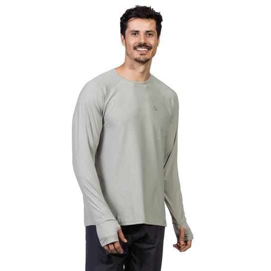 571f03a8e4 Camisa Extreme UV com Proteção Solar Manga Longa com Encaixe para o Dedo Ice  FPU50+ -
