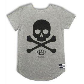 Camiseta longline state of mind cobra   âncora Artseries Feminina ... 8fad9995dd1