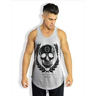 7b02a981d0 Compre Camisetas Regata Masculino Cinza Online