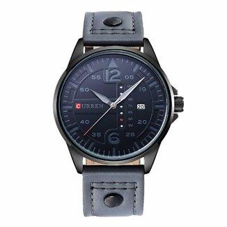 54719aac34b Relógio Masculino Curren Analógico 8224