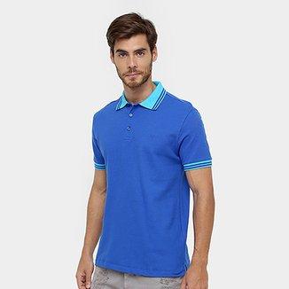 Camisa Polo Forum Piquet Frisos Masculina 7f679f09b5041