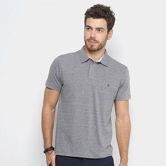 Camisa Polo Forum Manga Curta Masculina a65b72758f498
