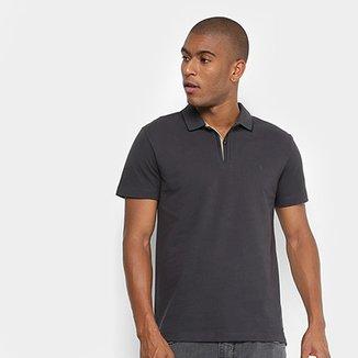 7ac6ff0768 Camisa Polo Forum Masculina