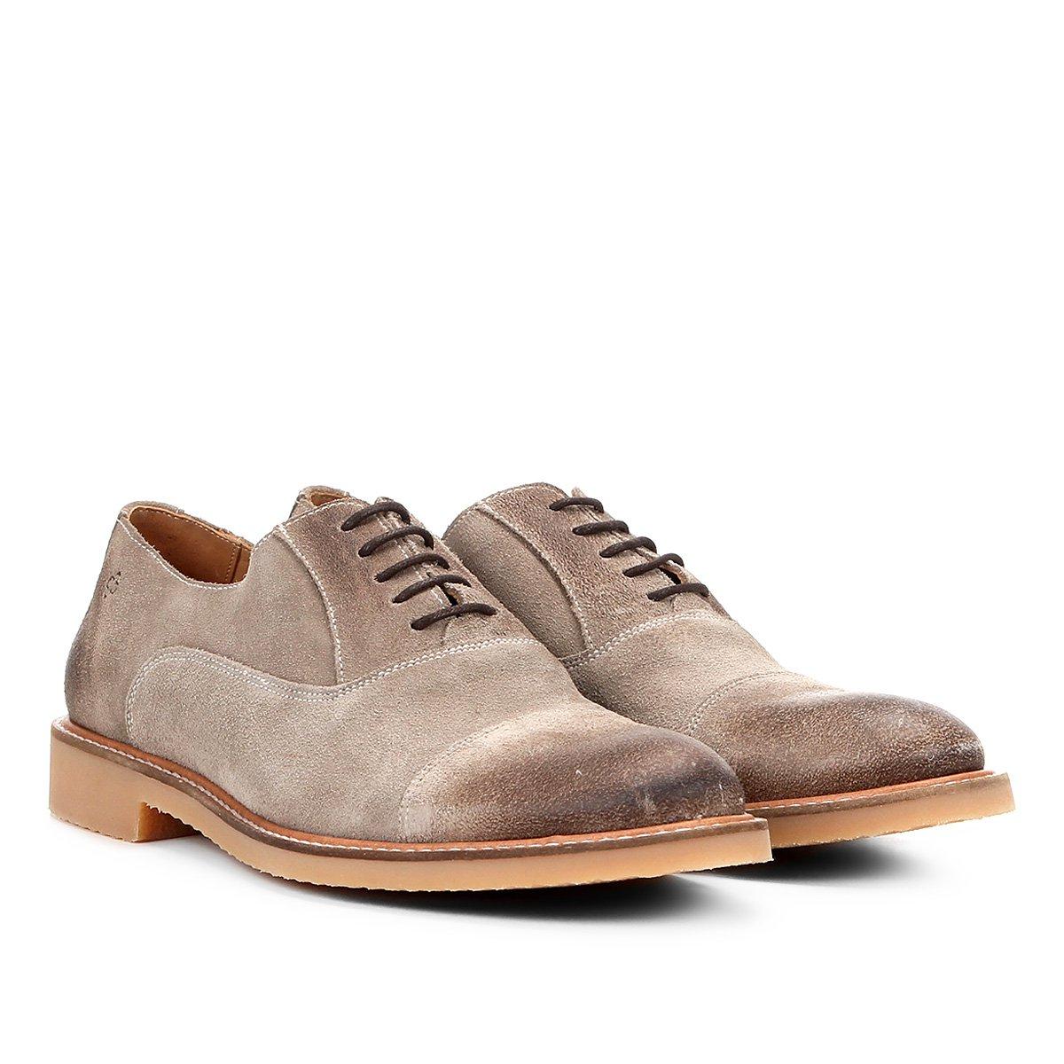 Sapato Casual Couro Capodarte Uomo