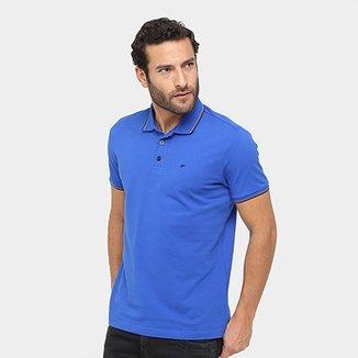 Camisa Polo Ellus Piquet Frisos Classic Masculina 77452235f6c72