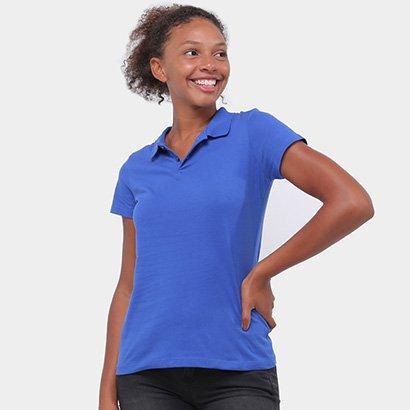 Camisa Polo Malwee Feminina