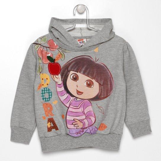 884332fb61 Casaco Fakini Dora A Aventureira Infantil - Compre Agora