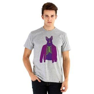 74d947daa7 Camiseta Ouroboros manga curta Cão de Jaqueta