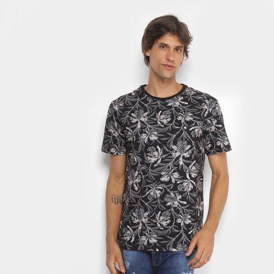 Camiseta MCD Especial Full Wild Flower Masculina - Compre Agora ... e5dbd11ccce