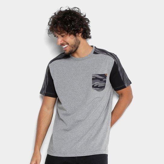 Camiseta MCD Especial Core Masculina - Cinza - Compre Agora  081038b0542