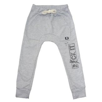 Calça Infantil Saruel Comfy Rock It