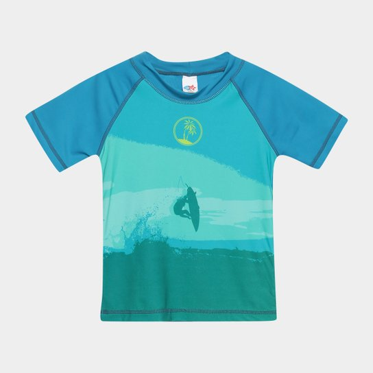 5297605cf3 Camiseta Infantil Tip Top Authentic Surf Masculina - Compre Agora ...