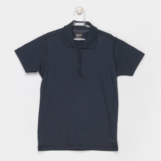 16dee4a998 Camisa Polo Tigor T. Tigre Básica Masculina - Compre Agora