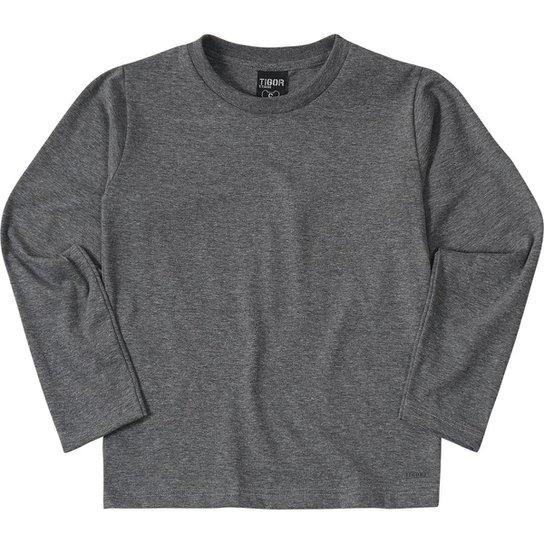fc6059e34 Camiseta Manga Longa Infantil Tigor T. Tigre Masculino - Compre ...