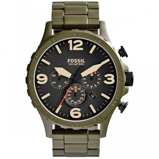 Relógio Fossil Nate JR1488 1PN - Compre Agora   Netshoes 6ead810c67