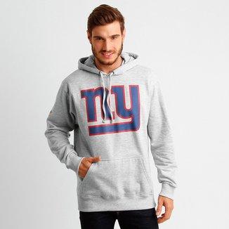 Moletom New Era NFL New York Giants c  Capuz c5b9b5db0bf