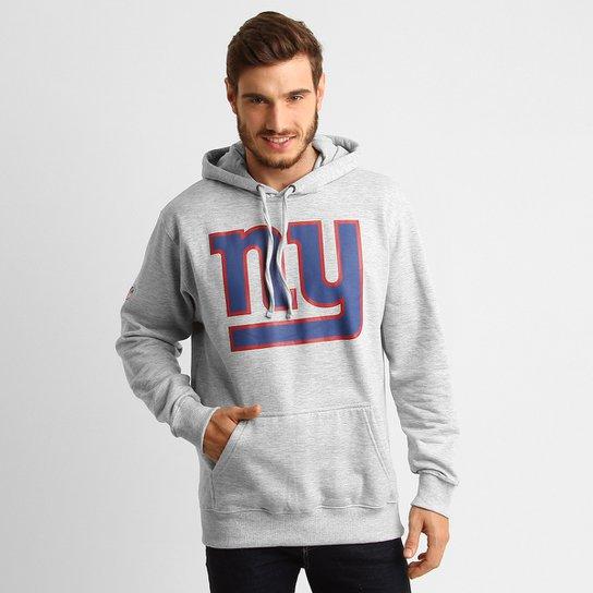 8be01bdd8a Moletom New Era NFL New York Giants c  Capuz - Compre Agora
