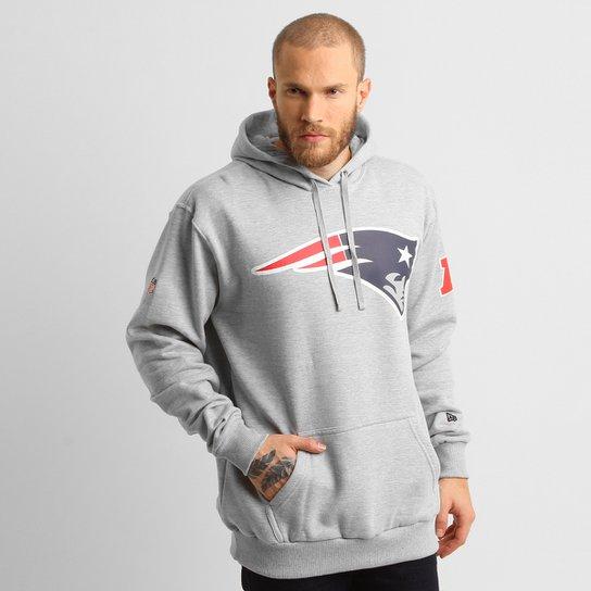 da152787cfd0b Moletom New Era NFL New England Patriots c  Capuz - Compre Agora ...