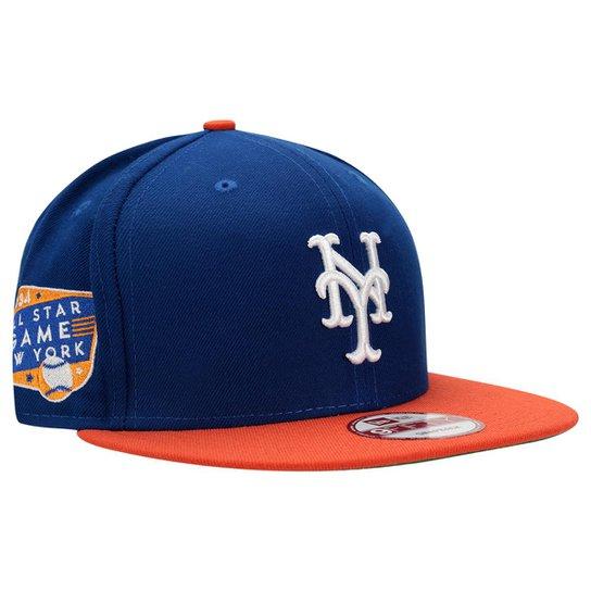 24a1a1566 ... Boné New Era 950 MLB All Star Patch Redux 1934 - Azul Escuro