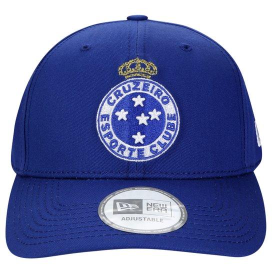 Boné Cruzeiro New Era 940 Aba Curva Masculino - Compre Agora  10260360f54