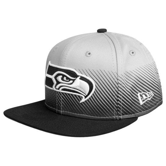 5694c8ba80 Boné New Era 950 NFL Of Sn Line Fade Seattle Seahawks - Compre Agora ...