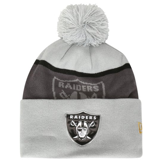 Gorro New Era NFL Thanksgiving Sport Oakland Raiders - Compre Agora ... b9f706c28cb