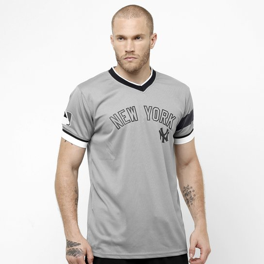 93c0c3a56b096 Camiseta New Era MLB New York Yankees - Compre Agora