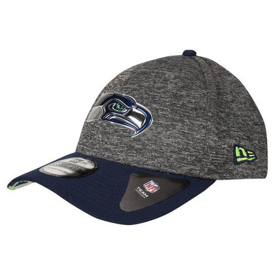 cf6630e2a1 Boné New Era 3930 NFL Draft 2016 Seattle Seahawks - Compre Agora ...
