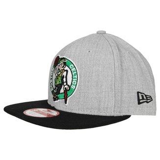 3bd459cf50e1f Boné New Era 950 Of Sn NBA Boston Celtics