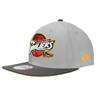 5a7d12884 Boné New Era 950 Of Sn NBA Reflect Cleveland Cavaliers