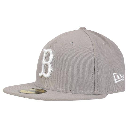 Boné New Era 5950 MLB Boston Red Sox - Compre Agora  ec2ed361373
