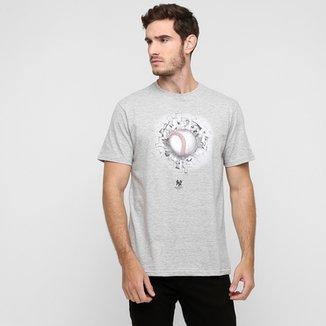 ff1ec184ab Camiseta New Era MLB Nac Concreto 15 New York Yankees