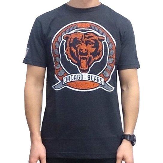 9b80204c1 Camiseta New Era NFL Chicago Bears - Compre Agora
