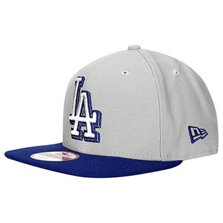 fd24da565b49e Boné New Era MLB 950 Of Sn Old School Los Angeles Dodgers