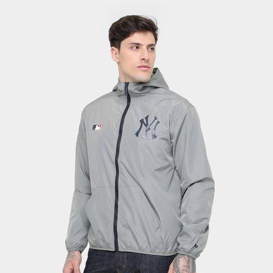 Jaqueta New York Yankees New Era MLB Wind 11 Masculina - Compre ... 939a17124e5