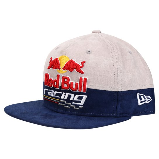 Boné New Era 950 OF SN 2Tone Red Bull Racing - Compre Agora  61c75eecf23