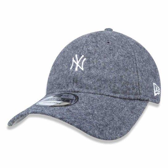 Boné New York Yankees 920 Mini Logo Cinza - New Era - Compre Agora ... 3d8259e66a8
