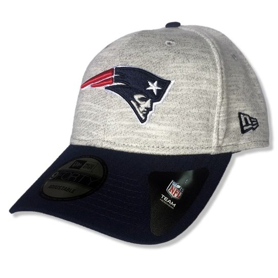 151d232e23203 Boné New England Patriots 940 Snapback Terry Fresh - New Era - Cinza
