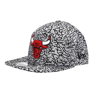 5062c2d4e Boné New Era NBA 950 Of Sn Bong Elephant Print Chicago Bulls