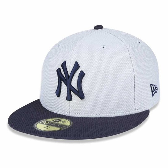 Boné New York Yankees 5950 Diamond Fechado - New Era - Compre Agora ... 9245be399ac