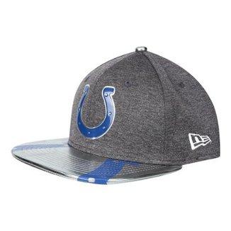 073be4a778a74 Boné New Era Indianapolis Colts Aba Reta 950 Original Fit Sn Spotlight  Masculino