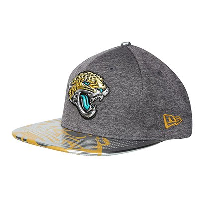 Boné New Era Jacksonville Jaguars Aba Reta 950 Original Fit Sn Spotlight...