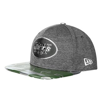 Boné New Era NFL New York Jets Aba Reta 950 Original Fit Sn Spotlight  Masculino 64d00619f47