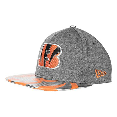 Boné New Era Cincinnati Bengals Aba Reta 950 Original Fit Sn Spotlight Masculino